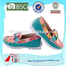 floral thailand kid shoe for girls baby shoe
