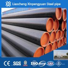 API 5L / A106 / A53GrB Tubes & tubes en acier au carbone sans soudure