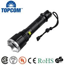18650 Bateria subaquática 50m mergulho lanterna IPX-8 impermeável lanterna LED