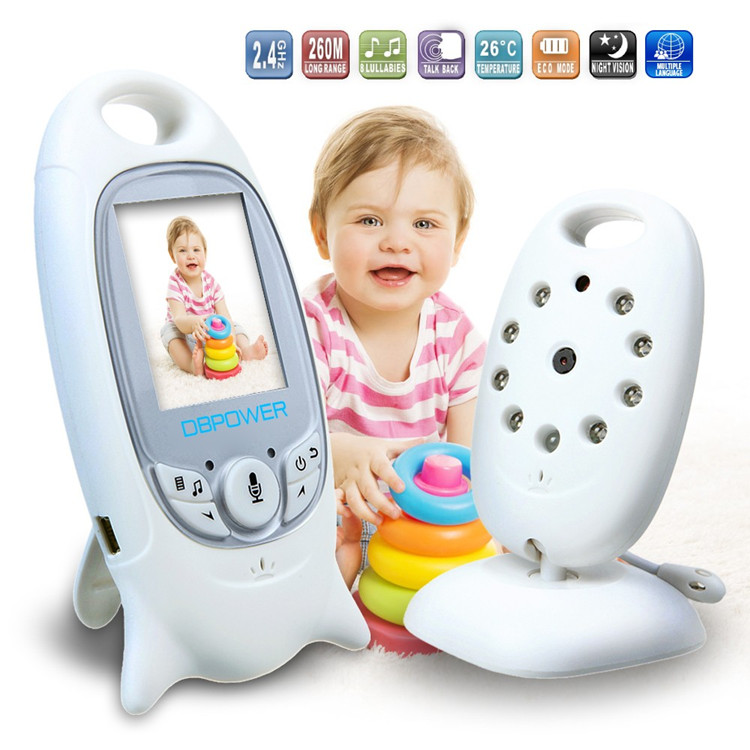 secure baby monitor