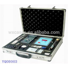 portable aluminum case for instrument from China manufacturer