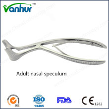 E. N. T Surgical Instrument Adult Nasal Speculum