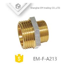 ЭМ-Ф-a213 стали никелированная NPT наружная резьба латунь уменьшить переходника штуцера трубы