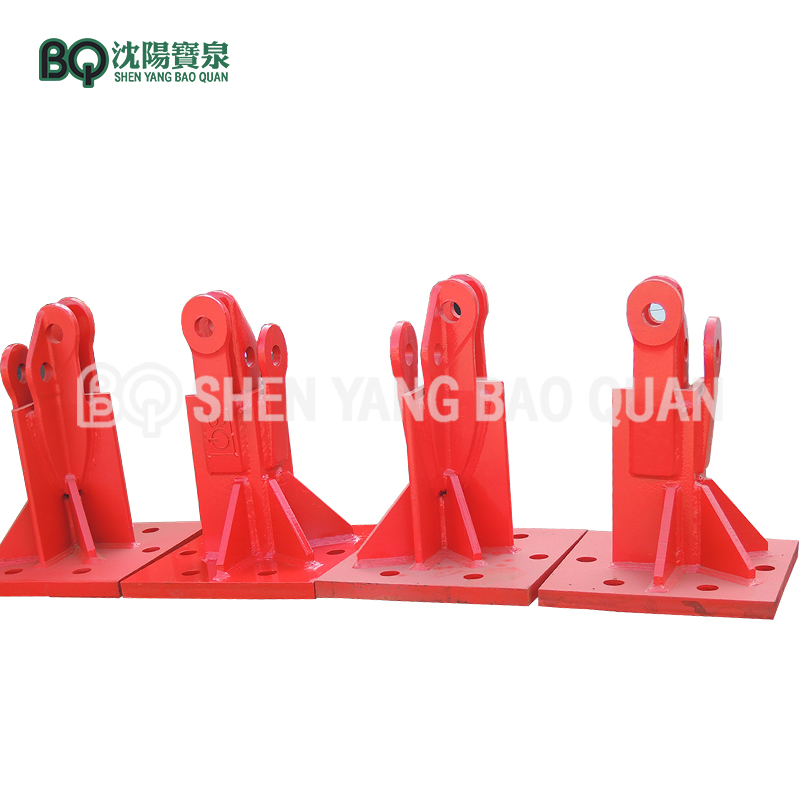 Spare Parts Fixing Angle
