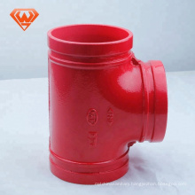 Ductile Iron Fittings For Pipe All Socket Tees