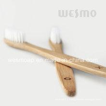 2-PC Set Eco-Friendly Bamboo Toothbrush (WBB0862B-N)