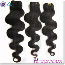 Cheveux humains eurasiens de la double extension de cheveux de Vierge de 8A 10A