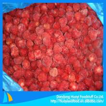 Fraise fraîche fraîche fraîche et de haute qualité fraîche fraise surgelée