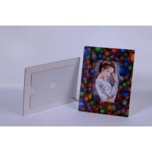 Marco lenticular de alta calidad personalizado de la foto 3D