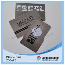 Budlha Metal Card / Plata Tarjeta / Tarjeta VIP