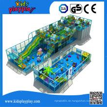 Kidsplayplay Großer Multifunktionsbereich Kinder Spielzeug Indoor-Spielplatz zu verkaufen