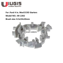 69-2202 Electric Brush Holder for Ford 4 in. Mod II Dd Starters