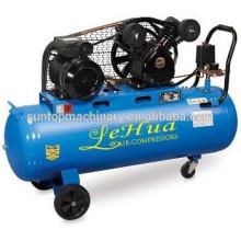Compresor de aire impulsado por correa portátil de 50L / 100L / 150L / 200L 3HP 2.2KW 8Bar