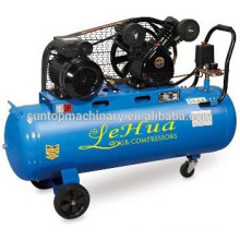 50L / 100L / 150L / 200L 3HP 2.2KW 8Bar compresseur d'air portatif à courroie