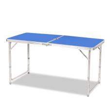 Projetos de mesa de alumínio portátil de alta qualidade para atividade ao ar livre à venda