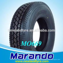 SAMSON Quality Chinese Truck tyres 295/75R22.5 285/75R24.5 11R22.5 Radial Truck Tires