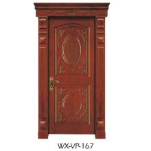 Деревянные двери (WX-VP-167)