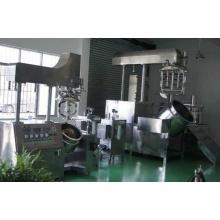 Автоматический вакуумный эмуляционный смеситель и гомогенизатор