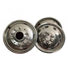 Couvercle de capuchon de moyeu de roue en acier inoxydable