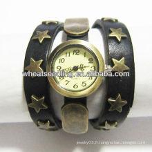 Nouvelles montres pour hommes montres montre de mode montre montre en cuir