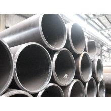 SIS de diámetro 76,1 mm p265tr1 suave pipa de acero inconsútil
