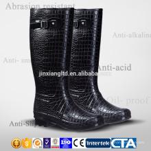 High Quality PVC & TPR Waterproof Fashion Boots
