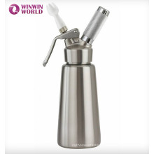 500ml Restaurant Matt Hot Stainless Steel Whipped Cream Dispenser