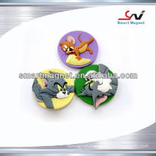 new design souvenir custom 3d fridge magnet