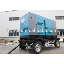 Puissance de générateur de voiture mobile de 50kw Deutz par le moteur de Deutz WP4D66E200