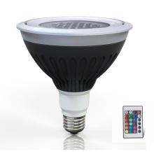 Светодиодная водонепроницаемая лампа PAR38 RGB для наружного применения