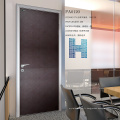 Porte en bois de bureau design moderne