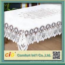 Toalha de mesa de pano de PVC toalha de renda