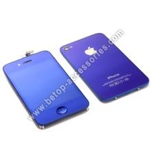 iPhone4 plaqué coloré LCD Assemblée