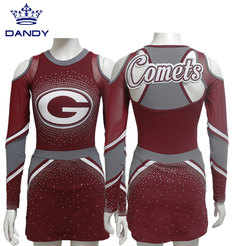 custom cheer team apparel