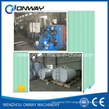 Shm Stainless Steel Cow Milking Yourget Machine Milk Chiller for Milk Cooling with Cooling System