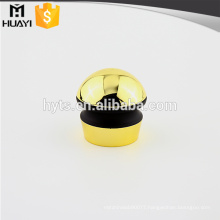 black gold metal perfume cap for perfume bottle