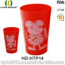 300ml (10.5Oz) Food Grade PP Plastic Cup for Promotion