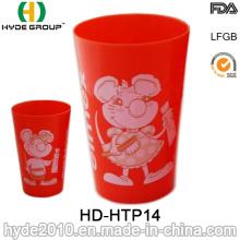 300ml (10.5 Oz) alimentos grau PP plástico copo para promoção