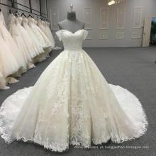 2018 Alibaba atacado vestido de noiva vestido de noiva WT309