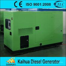Wudong генератора серии Тепловозный молчком генератор 100kw 2014 года