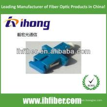Adaptateur hybride à fibre optique LC-SC simplex