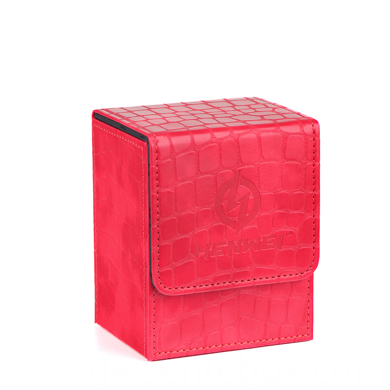 High Quality Leather PU Premium Cards Cases