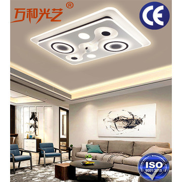 Smart Light Lampada da soffitto a LED con telecomando
