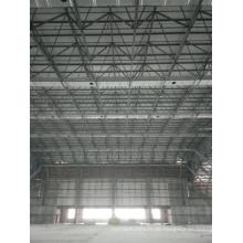 Große Spannweite Stahl Space Frame Struktur für industrielle Lagerung