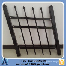 Factory direct suite slope terrain aluminum fence (Alibaba gold supplier)