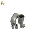 Acessórios para tubos de encanamento em ferro fundido maleável