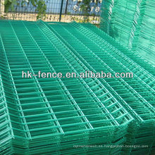 Hot Sale PVC Coated Welded Wire Fence Panels For Garden