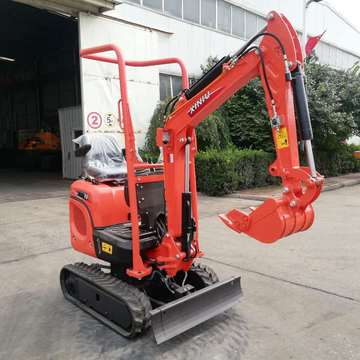 XN10-8 MINI EXCAVATOR WITH SWING BOOM
