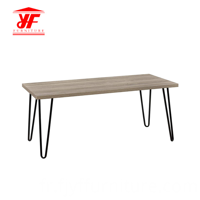 oak top table