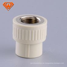 acoplador reductor para tubería de plástico